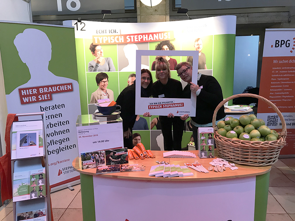 JOBMEDI 2018 in Berlin